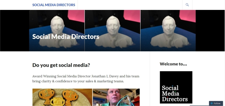 social media directors joined up thinking