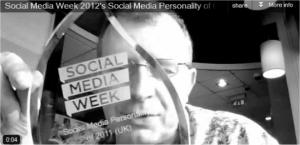 social media weeks social media personality of the year 2011