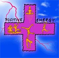social media directors positive energy logo